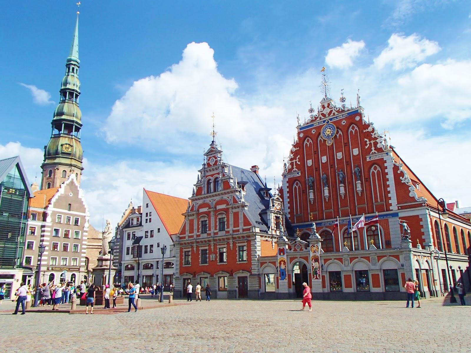 Riga Old City – VISAS.LV