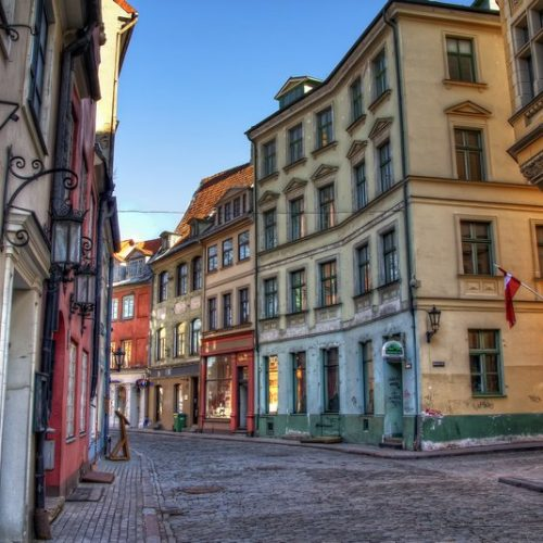 Riga Old City