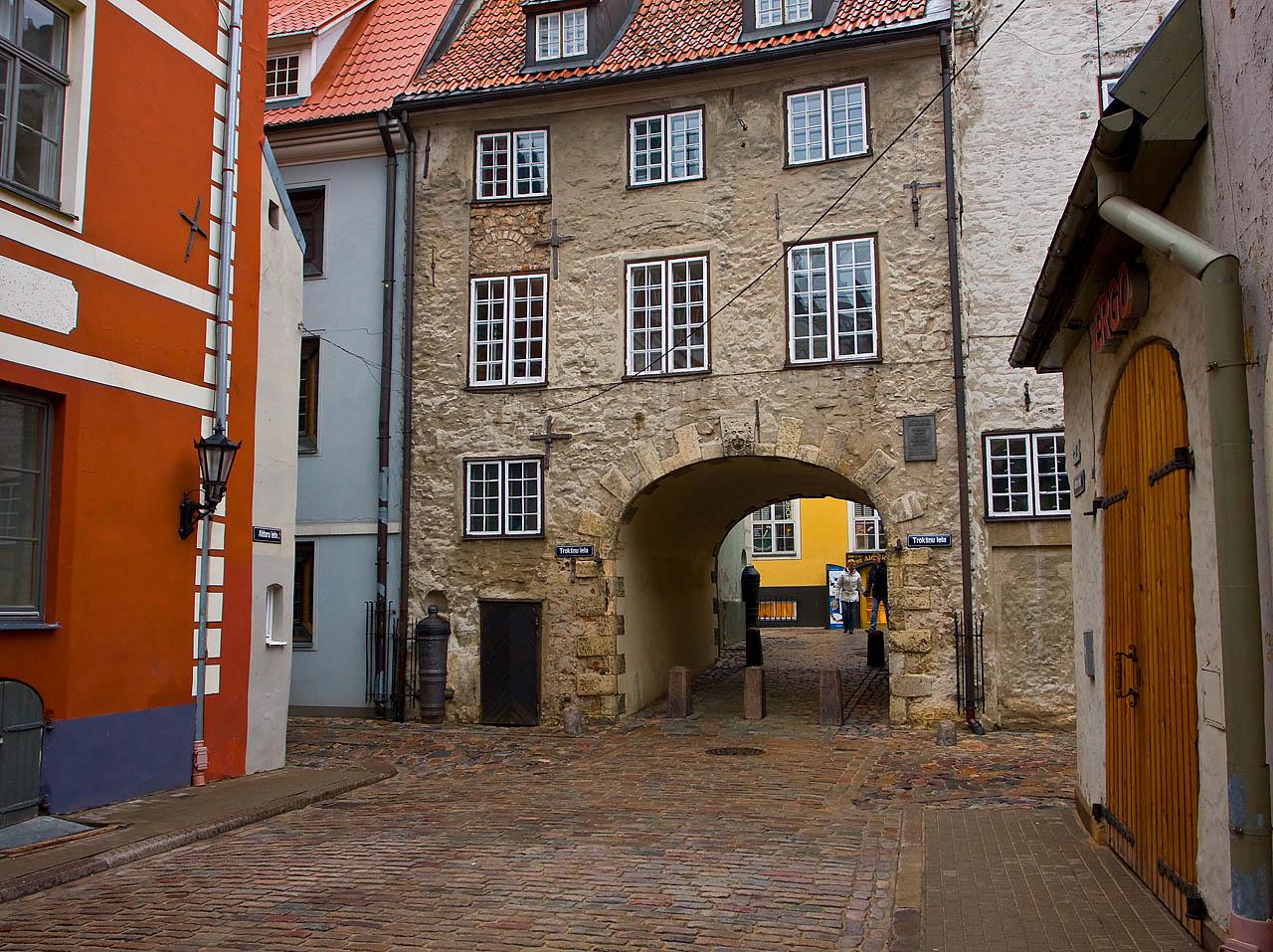 Riga Old City Visas Lv